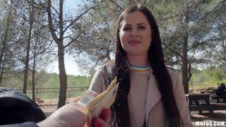 Marokkanisches Mädchen Yasmine